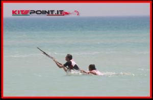 corsi di kitesurf kitepoint roma