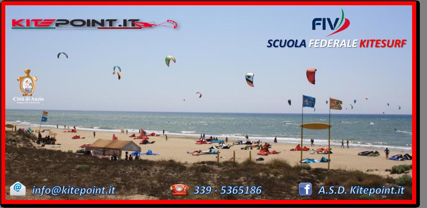 kitepoint.it - scuola kitesurf anzio - corsi kitesurf roma -corsi kitesurf latina - corsi kitesurf nettuno - corsi kitesurf lido dei pini