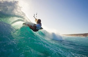 Kitesurfing-Wave-Riding