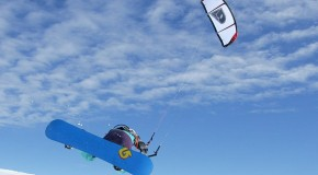 SNOWKITE SUPER SESSION…