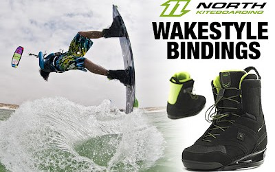 Kiteboarding launch the NKB Frank Boot binding