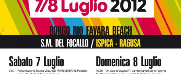 1° WIND CONTEST KITESURF SICILIA