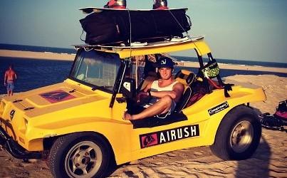 AIRUSH TRIP TO JERI'… il video!!