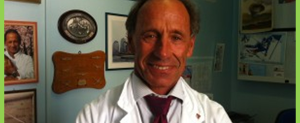 Paolo Zavattini – IL MEDICO SPORTIVO