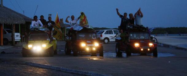 KITEPOINT MISSION BRASILE 2011