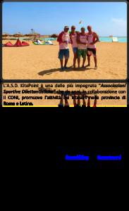 kitepoint scuola di kitesurf latina