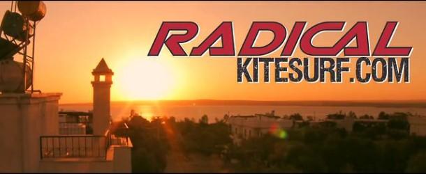 RADICAL KITESURF….