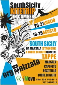 Sicily camper kitepoint