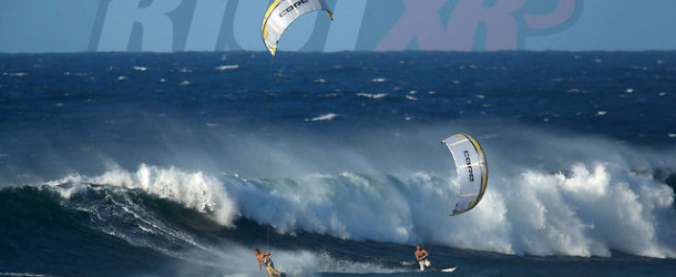 CORE RIOT XR3 – The Crossride Kite