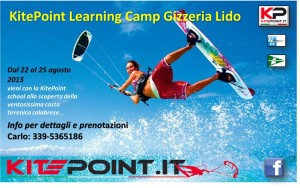 KitePoint Learning Camp Gizzeria Lido 1