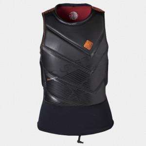 force-d3o-kiteboard-vest-black