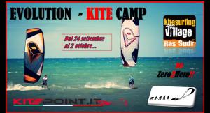 Evolution Kite Camp