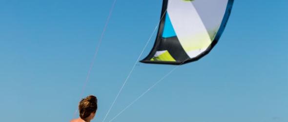 Strutless kite: futuro o moda?