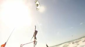 Kitesurfing in Fuerteventura – David De Angelis