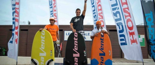 Kiteboarding Race… Assoluti LNI Seremetra-Honda 2013