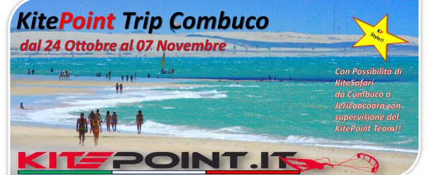 Cumbuco Kite Trip