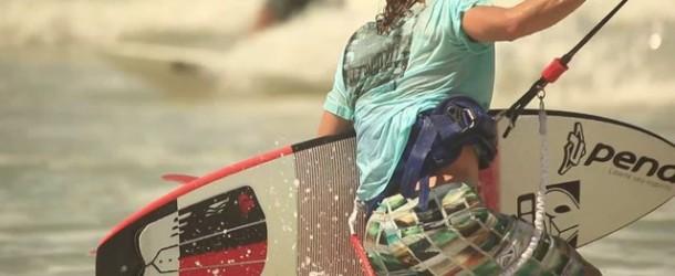 Airush 2014 – Wave riding at Cumbuco