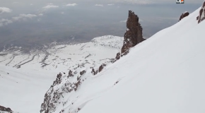 Vulcano Erciyes – Anatolia – Turchia