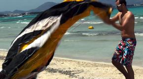 Breaking Gravity – Hangtime over the Island