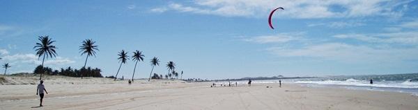Local riders… Kite alla famosa Cauipe lagoon, Cumbuco, Brazil