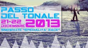 1° Tappa Campionato Italiano Snowkite – Passo del Tonale