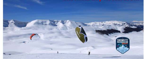 SNOWKITE DAY ROCCARASO!!