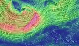 16-01-2013 Avviso condizioni meteo avverse prossime 24-30 ore