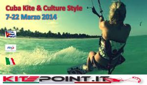 Cuba Kite & Culture Style 7-22 Marzo 2014
