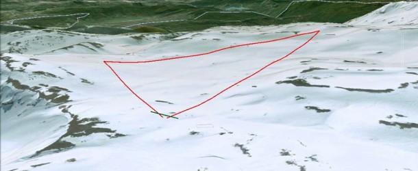 News Campionato italiano Snowkite Race!