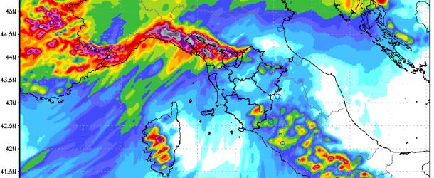 03/01/2014 Avviso condizioni meteo avverse prossime 24-30 ore