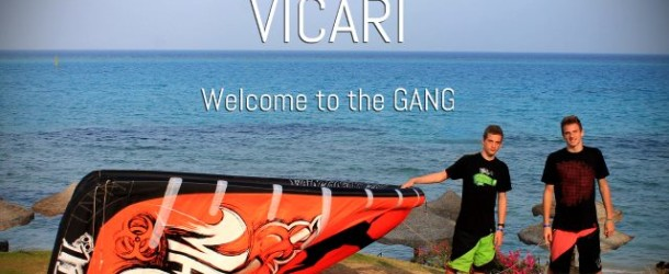 Andrea e Cristiano Vicari nel Team Wainman Hawaii!