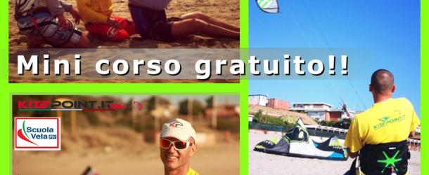MINI CORSO KITESURF GRATUITO