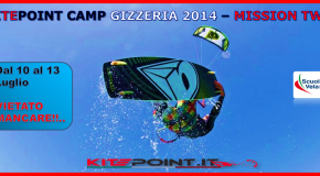 KITEPOINT CAMP GIZZERIA 2014 – MISSION TWO!