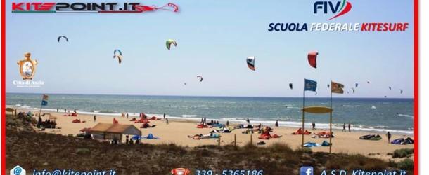 Report Flysurfer European Demo Tour 2014 – KitePoint Anzio Lido dei Pini