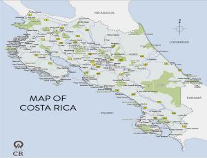kitepoint news - kitesurf -map-costa-rica -corsi kitesurf roma latina anzio - kitepoint costrica
