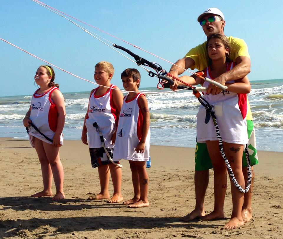 progetto vela scuola kitesurf - corsi di kitesurf roma -corsi di kitesurf latina - corsi di kitesurf anzio-