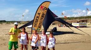 CORSI PER RAGAZZI:  KITESURF – PADDLE SURF – WINDSURF