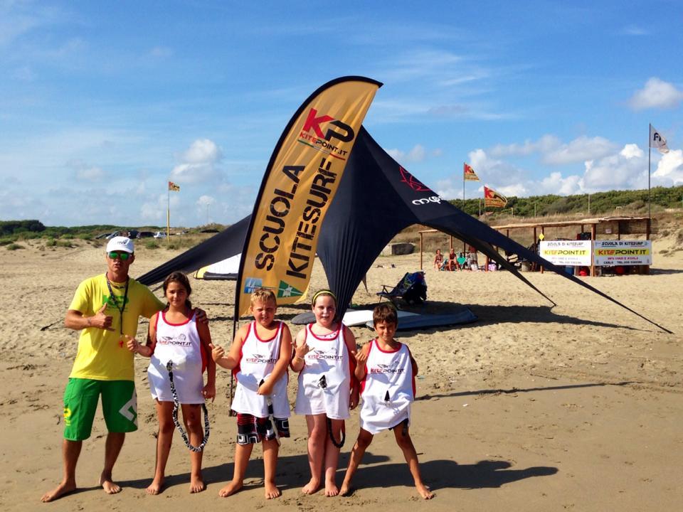 progetto vela scuola kitesurf - corsi di kitesurf roma -corsi di kitesurf latina - corsi di kitesurf anzio