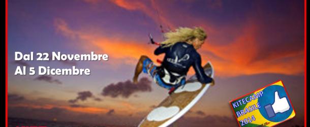 KITEPOINT CAMP BRASILE 2014