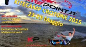 Kitecamp- Crotone