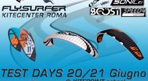 Everyday is a Kite day! Flysurfer DEMO DAY
