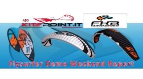 Flysurfer Demo Weekend: un successo.