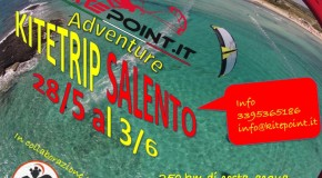 Adventure Kitetrip Salento
