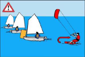 kitesurfing scuola corsi lezioni roma latina anzio precedenze_6