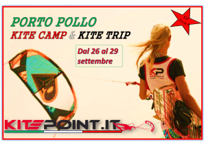 Porto Pollo Kite Camp e Kite Trip