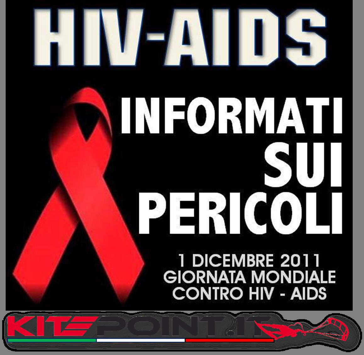 kitepoint giornta contro AIDS