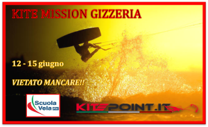 kite camp mission gizzeria corsi lezioni prova kite