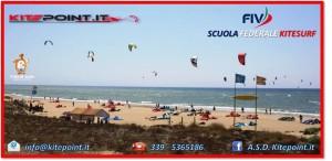 kitepoint news - Report Flysurfer European Demo Tour 2014 - KitePoint Anzio Lido dei Pini - scuola kite roma anzio latina