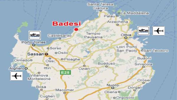Cartina Spiagge Sardegna Nord.Badesi Il Super Spot Kitesurf Della Sardegna Del Nord Kitepoint