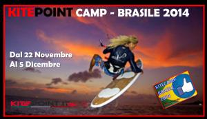 kitepoint cam brasile 2014 - scuola kite roma - scuola kite anzio -scuola kite latina